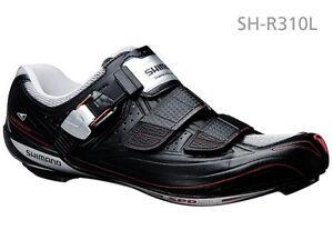Shimano SH-R310 Heat Moldable carbon fiber cycling shoe  SPD-SL New