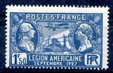 STAMP /  TIMBRE FRANCE NEUF  N° 245 ** LEGION AMERICAINE