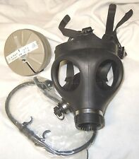 ISRAELI GAS MASK (YOUTH SIZE) w/ Drinking Straw & Filter-(NEW)
