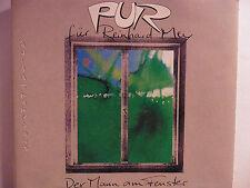 """Pur für Reinhard Mey   Der Mann am Fenster Über den Wolken  5"""" Promo CD rar!!!!"""