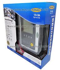 Ring 12v 8A RSC608 Upto 3.0L Car Van Intelligent Smart Battery Charger & Tester
