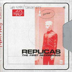 GARY NUMAN-Replicas - The First Recordings (UK IMPORT) CD NEW