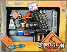 NEW PHOENIX TOYS 18425 CONSTRUCTION ZONE HOBBY GRADE DISPLAY ACCESSORIES 1/24