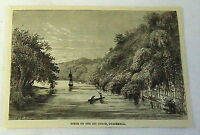 1886 magazine engraving ~ PURDUE UNIVERSITY
