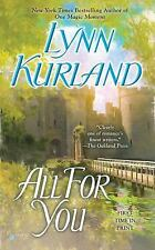 All for You by Lynn Kurland (English) ***Like New*** BC80 Paperback Book