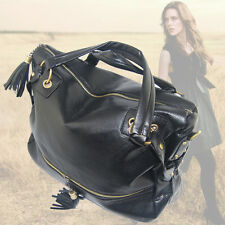 Women Fashion Handbag Shoulder Bag Hobo Tote Purse Wallet PU Leather Messenger