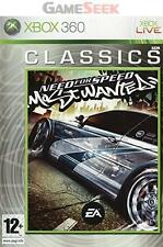 Need for Speed Most Wanted (2005 Version) Classics-Xbox 360 BRANDNEU