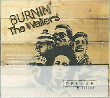 Marley, Bob & The Wailers Burnin` Deluxe Edition Do CD ohne Heft (Booklet)