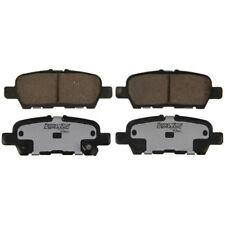 Disc Brake Pad Set-Brake Pads Perfect Stop PC1393