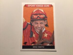 Sport Kings Gum Card Mike Smith Volume 2 Card