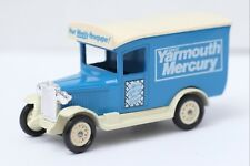 Lledo - Great Yarmouth Mercury Van