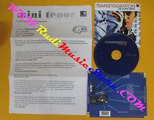 CD THE ALPHA TAPES  Transfiguration 2001 France MINI TENOR  no lp mc dvd (CS62)