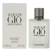 ACQUA DI GIO POUR HOMME Giorgio Armani Men 1/1.0 oz (30 ml) EDT Spray NEW SEALED