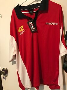 """Nascar""""42 Big Red"""" shirt by Chase Authentics"""""""