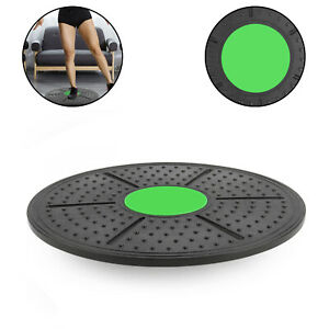 Wobble Yoga Balance Board Disc Fitness Stability Pad Exercise Board B5
