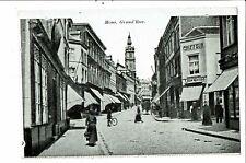 CPA Carte postale Belgique-Mons  Grand Rue    VM28802