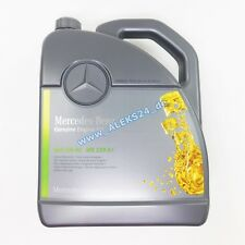 ORIGINAL MERCEDES SYNTHETIC MOTORÖL ÖLSERVICE 5W30 MB 229.51 A000989701 5 LITER