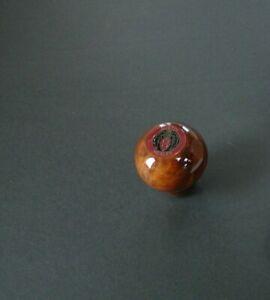 Fits Austin Healey, Premium Walnut Burl shift knob,  100-6, BT-7, BJ-8, 3/8-16