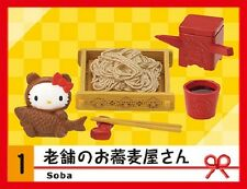 Re-Ment Miniature Sanrio Hello Kitty Japanese Recommended Goods # 1 Soba