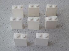 Lego 3245b# 8x Stütze 1x2x2 Weiß Weiss 4511 7264 7166