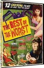 THE BEST OF THE WORST [12 Movie Collection] Cult Exploitation REGION 1 DVD *NEW*