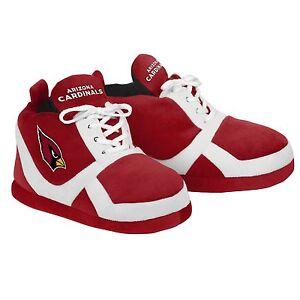 Arizona Cardinals Colorblock Slippers - NEW - FREE USA SHIPPING 15