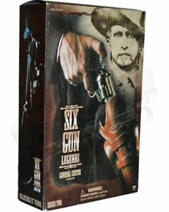 """Sideshow Collectibles Six Gun Legends us General Custer 12"""" 1/6 scale MIB"""