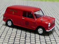 1/87 Brekina Austin Mini Van ROYAL MAIL 15353