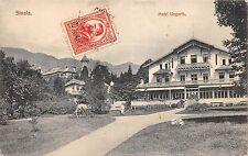 B76544 Romania Sinaia Hotel Ungarth   prahova