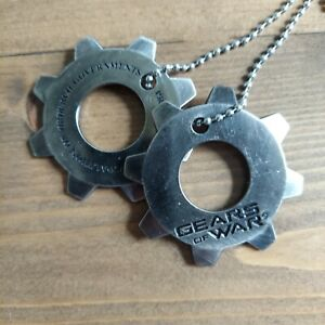 Gears of War COG Tags (GameStop Exclusive Collectible)