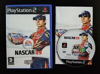 NASCAR 09 - PlayStation 2 - RARE - PAL - Free, Fast P&P! - 2009, Racing, EA
