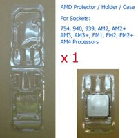 1 x Socket 754 940 939 AM2 AM3 FM1 FM2 AM4 Processor CPU Cover Holder Protector