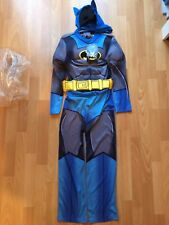 NWT GEORGE BATMAN OUTFIT - 9-10 YEARS