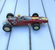 Vintage toy Indy car