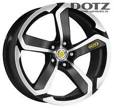 DOTZ jantes Hanzô 8.5jx18 et35 5x112 pour Opel vectra astra signum jantes alu