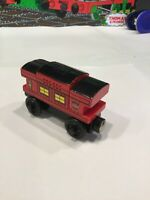 Thomas the Train Wooden Musical Caboose New Batteries.