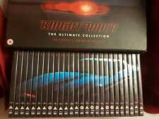 KNIGHT RIDER Complete Series 1982-86 The Ultimate Collection 26 Disc DVD Box Set