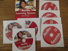 Berlitz Spanish Premier (7 CDs/User Manual)