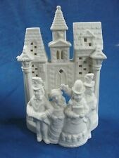 Partylite Village Carolers Tea Light Candle Holder P0204 Tealight Christmas