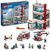 LEGO (LEGO) City LEGO (R) City Hospital 60204 Block Toy Boy