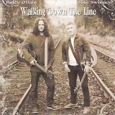 Walking Down The Line - Paddy O'Hare & Mike Sweeney(CD EP, Used)
