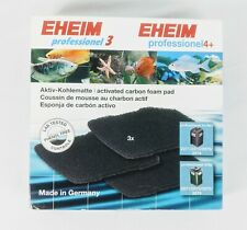 Eheim Professionel 4+ Activated Carbon Foam Pad New in Box
