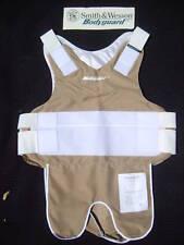 CARRIER for Kevlar Armor- Khaki L/L- Body Guard Brand + Bullet Proof Vest +NEW+