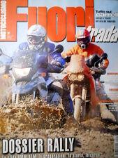 Fuori Strada 5 2004 Dossier Rally: sfida BMW-KTM. Husqvarna 570, TM 530 [Q73]