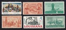 USA 1948-1971 various Territorial & Statehood, MH set of 6  [U13]