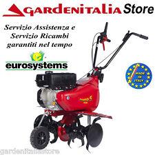 Motozappa EUROSYSTEMS-mod. EURO 5 EVO- motore Loncin a benzina -Motozappatrice