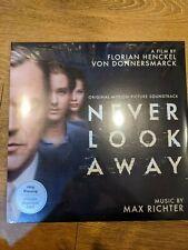 Max Richter Never Look Away soundtrack vinyl LP