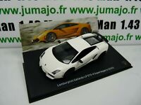 LB13O voiture 1/43 IXO LAMBORGHINI GALLARDO LP 570-4 Superleggera 2010