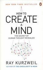 Ray Kurzweil - How To Create A Mind (2013) - Used - Trade Paper (Paperback)