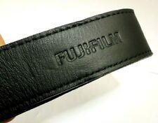 Fujifilm Fuji collo Tracolla Originale 3cm Ampio Nero